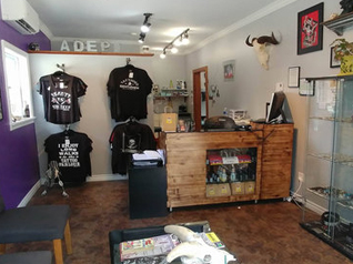 Adept Tattoos & Body Piercing Bedford