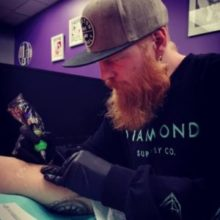 Tattoo Artist - Dakota